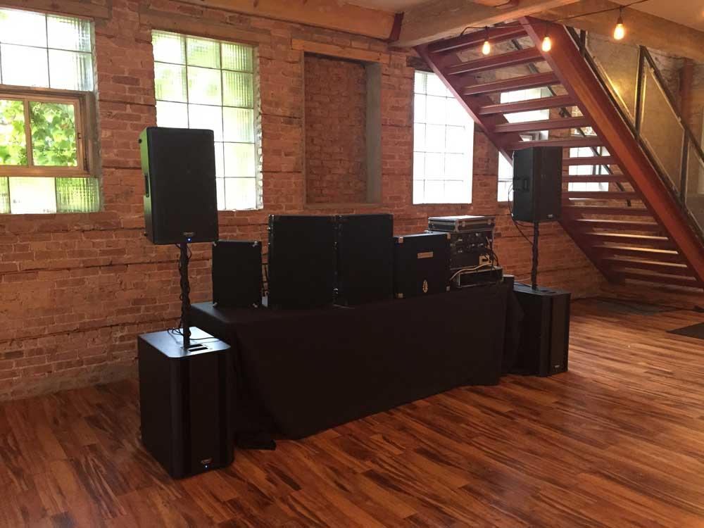 DJ Equipment Rentals