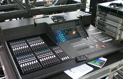sound equipment rental for party